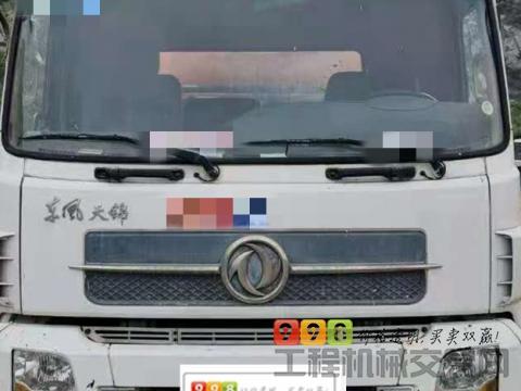 出售13年中联东风10018车载泵
