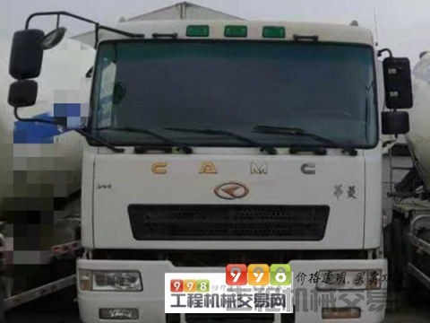 精品出售17年华菱星马大12方搅拌车(国四)