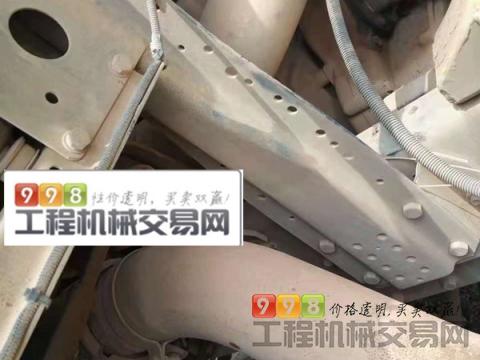 低价出售16年福田欧曼大14方搅拌车(国四)