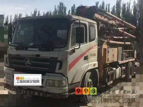 精品出售16年三一23米泵车(市场稀有,原一手车)