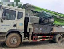 精品出售19年中国农建37米泵车(暂不出售)