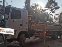 终端出售14年三一25米泵车