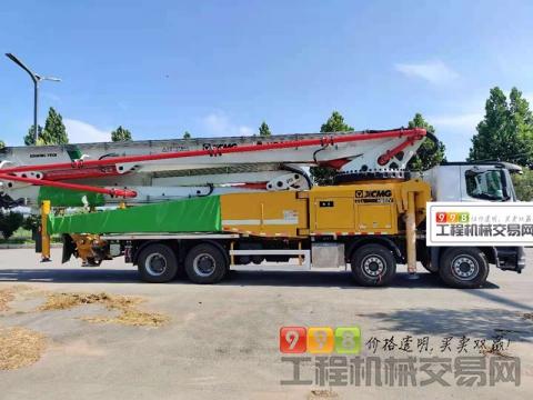 准新车出售21年徐工奔驰62米泵车(首付+分期)