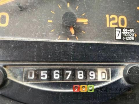 个人极品转让11年出厂三一五十铃46米泵车(三桥叉腿方量少)