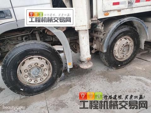 出售14年中联奔驰56米泵车(带商业险)