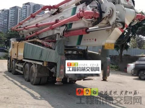 精品出售20年9月徐工奔驰62米泵车(首付20万,月供49800)(价高)