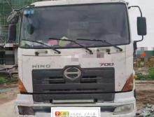 出售12年出厂中联日野47米泵车