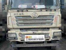 精品出售17年陕汽德龙20方搅拌车(国五)