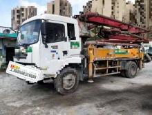 出售14年科尼乐东风25米泵车