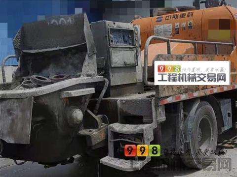 低价出售中联12年9018柴油泵