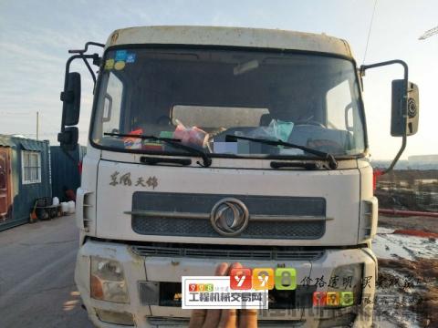 出售11年出厂中联东风9014车载泵(价高)