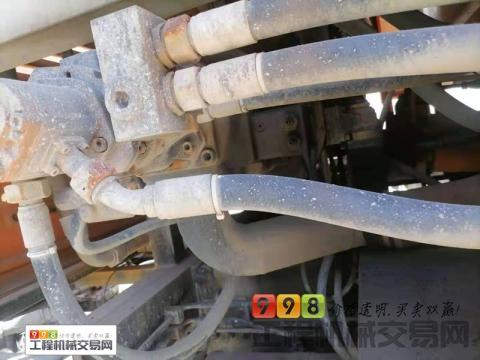 出售13年中联10018车载泵