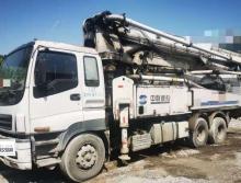 出售10年中联五十铃47米泵车