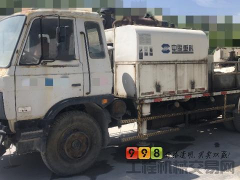 出售10年中联9014车载泵
