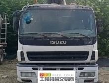 出售2009年中联五十铃37米泵车