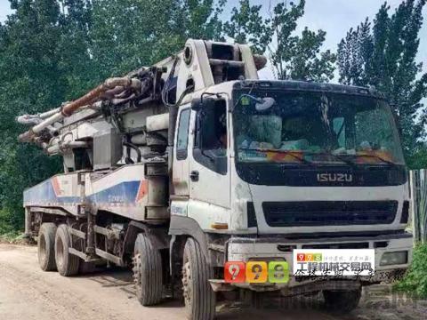 出售2011年中联五十铃46米泵车
