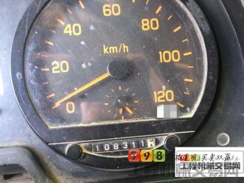 终端出售13年中联五十铃47米泵车