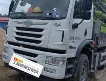 精品出售21年4月中联解放43米泵车(国五准新车)