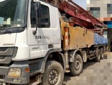 出售14年徐工奔驰53米泵车