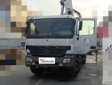 转让08年出厂中联奔驰49米泵车(天价)