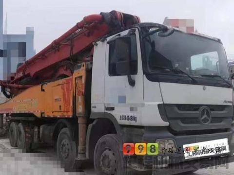 终端出售2016年出厂三一奔驰53米(国四C8系列)