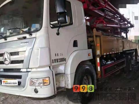 车主精品出售2020年出厂三一37米泵车(国五)