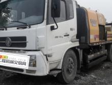 终端精品出售12年三一东风9018车载泵