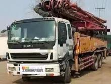 车主精品出售12年出厂三一五十铃46米泵车(北方个人一手车方量少)