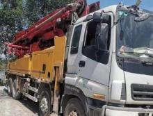 精品出售13年大象五十铃46米泵车