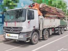 精品出售12年出厂中联奔驰52米<开式,6节臂>