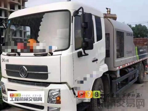 首付出售2020年出厂中联东风天锦10022车载泵(国五准新车一万方)