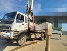 车主转让10年出厂中联五十铃47米泵车(三桥叉腿  急卖)