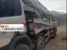 精品转让11年出厂中联斯堪尼亚52米泵车