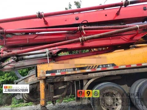 精品出售08年三一五十铃40米泵车(叉腿+车况无忧)