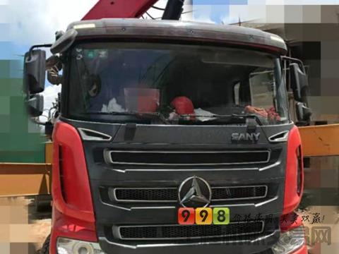 出售20年三一49米泵车(国五)