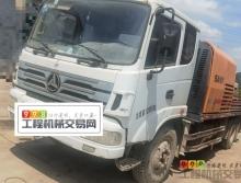 出售2014年三一10018车载泵(国四)