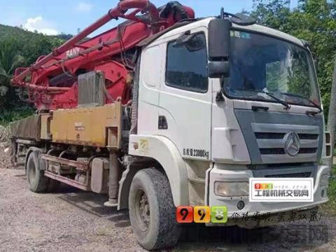 精品出售19年三一37米泵车(全款车)