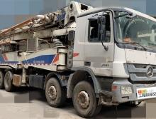 2010年中联奔弛46米泵车