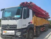 准新车2020年5月出厂三一奔驰56米泵车(全款车)