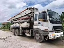 出售06年三一五十铃37米泵车