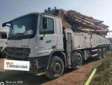 出售精品2016年中联奔驰52米泵车(国四)