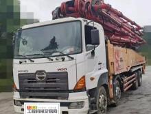 出售14年三一日野56米泵车