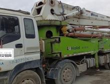 车主转让11年中集五十铃47米泵车(有两台 双油泵大排量)