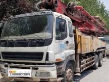 出售2012年三一五十铃46米泵车(6节臂)