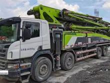 精品出售18年出厂中联斯堪尼亚53米泵车(国五)