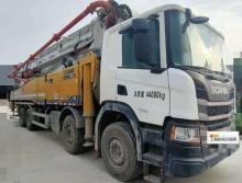 出售20年出厂徐工斯堪尼亚58米泵车(国六 准新车 首付)