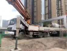 精品出售14年中联奔驰49米泵车(六节臂  大排量   双主油泵 )