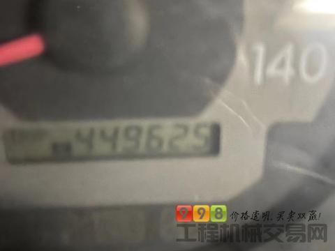 车主转让14年三一日野49米泵车(C8龙象 一手车)