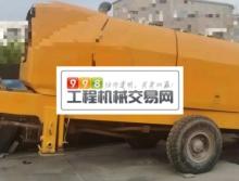 出售2012年中联8018拖泵