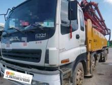 精品低价转让10年11月三一五十铃52米泵车